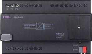 DIN блок питания, 120-250V AC (50/60Hz)