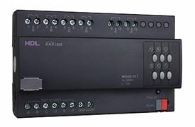 DIN диммер 6-канальный, 10А на канал
