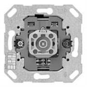Кнопочный шинный соединитель одноклавишный. 2-полюсный Gira KNX