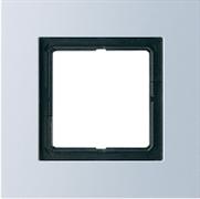 Рамка одинарная Jung LS Plus Алюминий LSP981AL