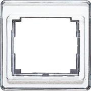 Рамка одинарная Jung SL 500  Белый SL581WW