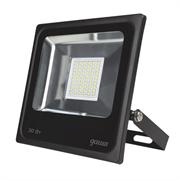 Прожектор светодиодный Gauss LED 30W IP65 6500К черный 1/60