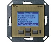 Информационный дисплей М217 Дисплей Revox Gira KNX
