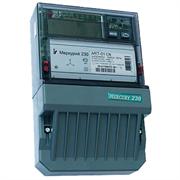 Меркурий Электросчетчик 230 АRТ-02 3Ф 4т.внутр.тариф. 10-100А ЖКИ интерфейс CAN