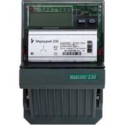 Меркурий Электросчетчик 230 АRТ-03 3Ф 4т.внутр.тариф. 5-7,5А ЖКИ интерфейс CAN