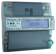 Меркурий электросчетчик 236 АRT-03 PQL