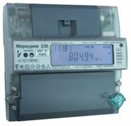 Меркурий Электросчетчик 236ART-01PQL 5-60А; 3*230/400В (кт.1,0/2,0; оптопорт; PLC модем; DIN-рейка)