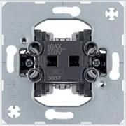 Одноклавишный выключатель Berker проходной