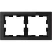 D-Life РАМКА 2-постовая, ЧЕР. ОНИКС , SD MTN4020-6503