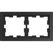 D-Life РАМКА 2-постовая, БАЗАЛЬТ , SD MTN4020-6547