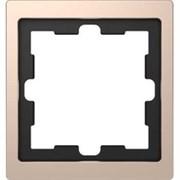 D-Life РАМКА 1-постовая, ШАМПАНЬ , SD MTN4010-6551