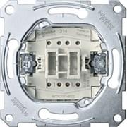 Merten Мех QuickFlex Выключатель кнопочный 1НО MTN3150-0000