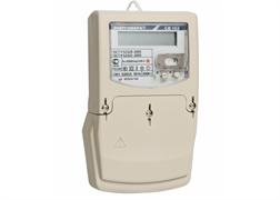 Энергомера счетчик СЕ102М S7 145-АV 1Ф, 230В 5-60А кл.т. 1 RS-485, контроль вскрытия