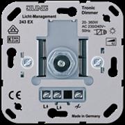 Мех Светорегулятор поворотно-нажимной 20-360 Вт для л/н,и электрон трансформаторов 243EX