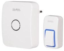 Zamel Звонок SAMBA беспроводной безбатарейный звонок, радиус действия 100м