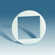 Simon 88 Белая Переходная рамка для звуковых приборов
