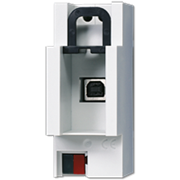 JUNG KNX Порт USB/KNX DIN-рейка