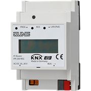 JUNG KNX IP-Роутер на рейку