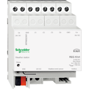 KNX - система умного дома Schneider Electric Погодная станция - MTN682991