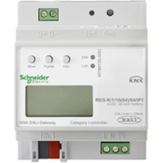 KNX - система умного дома Schneider Electric Шлюз DALI/KNX - MTN6725-0001