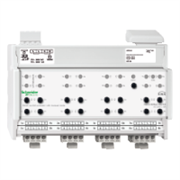 KNX - система умного дома Schneider Electric Актуатор унив. 16-8 канала 230В 10А - MTN649908