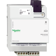 KNX - система умного дома Schneider Electric Актуатор жалюзи 4-канала 230В, 6А - MTN646704