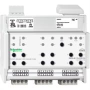 KNX - система умного дома Schneider Electric Актуатор универс. 12 канала 230В 10A - MTN649212
