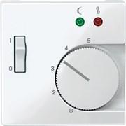 Терморегулятор для теплого пола, Merten, Белый