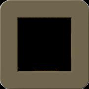 Gira серия E3 Дымчатый/белый глянцевый Рамка 1-ая 0211416