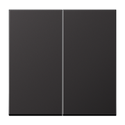 JUNG LS 990 Dark Клавиша 2-ая AL2995D