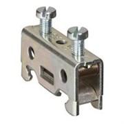 Винтовая клемма Viking 3 - заземляющая - однополюсная - неизолированная - металлическое основание - шаг 15 мм