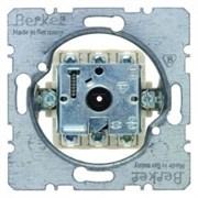 3842 Жалюзийный поворотный выключатель  Модульные механизмы Berker