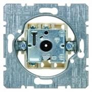 3841 Жалюзийный поворотный выключатель  Модульные механизмы Berker