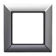 ECO Profi Рамка 1-пост алюминий (EP481AL)