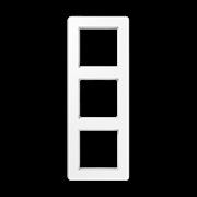 Jung A Flow - Рамка 3-ая, цвет белый