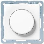 Поворотный Светорегулятор светодиодный(LED),  Белый