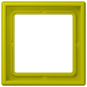 Рамка 1-кратная vert olive vif