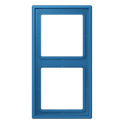 Рамка 2-кратная bleu c?rul?en 31