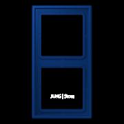 Рамка 2-кратная bleu outremer fonc?