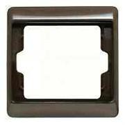 Рамка одинарная Arsys, коричневый глянцевый 13130001