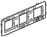 Суппорт Mosaic/Celiane 3-местный (6-8 модулей)