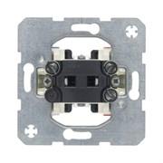 Одноклавишный выключатель Berker Модульные механизмы
