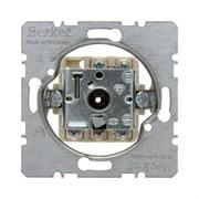 386101 Трехступенчатые выключатели  Модульные механизмы Berker
