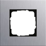 Рамка 1-пост, Gira Esprit Алюминий