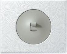 Рамка одноместная Legrand Celiane Фарфор-белая феерия