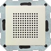 Динамик для радиоприемника скрытого монтажа с функцией RDS Gira System 55 Кремовый