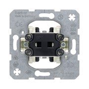 3036 Одноклавишный выключатель  Модульные механизмы Berker