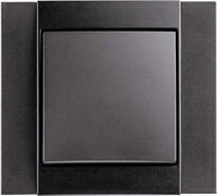 Рамкa 1-пост, Berker B.1 цвет: антрацит, матовый 10111606