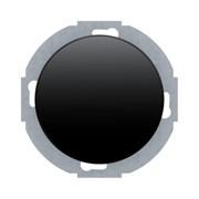 Универсальный поворотный диммер, Berker R.Classic цвет: черный 28352045